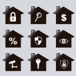 Houses — Stock Vector #16274653