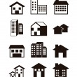 Houses — Stock Vector #16274745