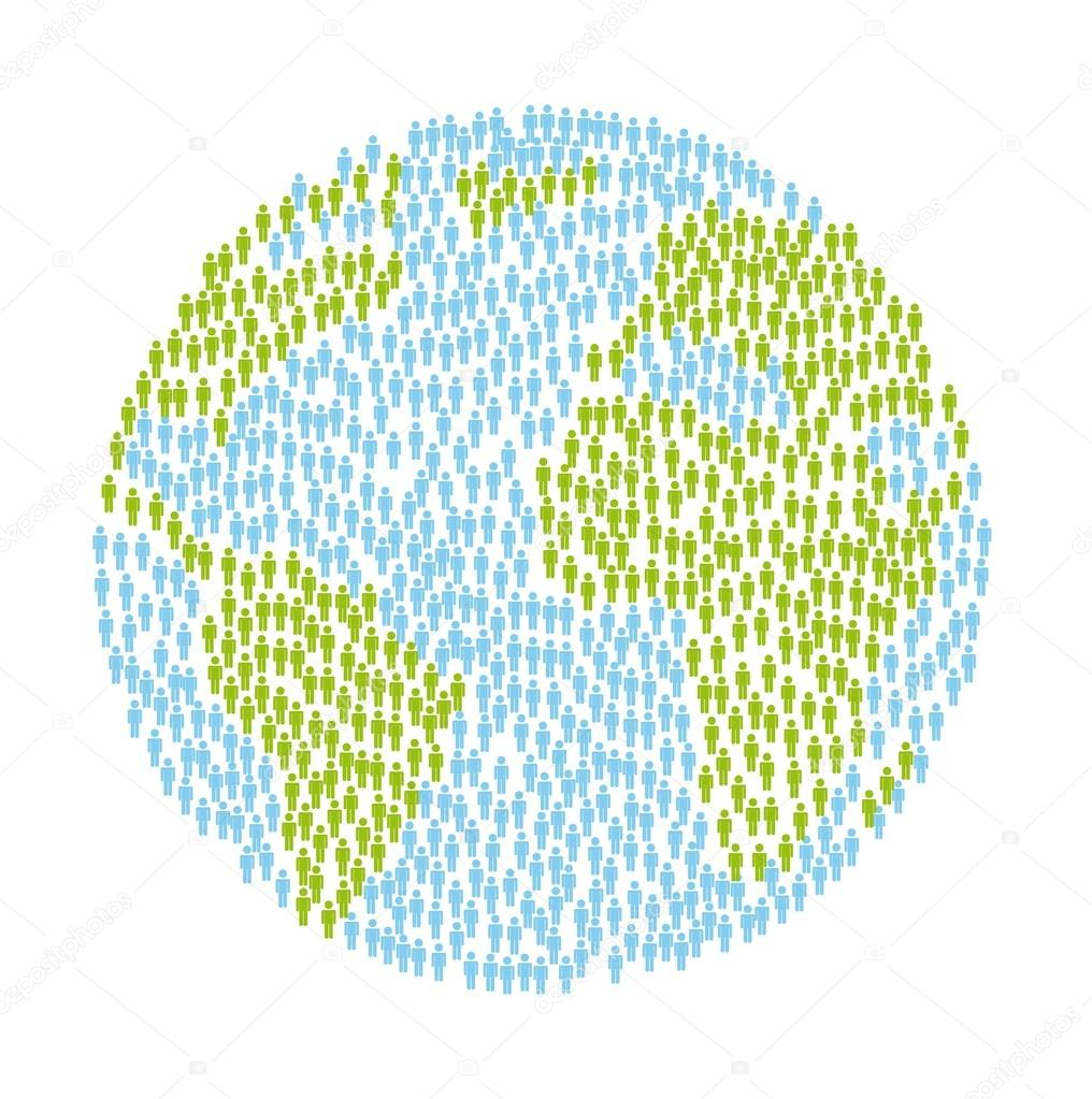Planet with over white background. vector illustration — Imagen vectorial #17011347