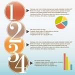 Numbers Brochure — Stock Vector #17050215