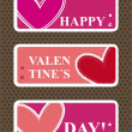 Valentines deay — Stock Vector #17401103
