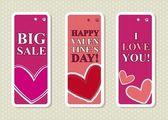 Valentines deay — Wektor stockowy