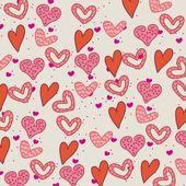 Valentinstag — Stockvektor