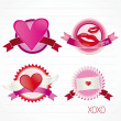 Valentines Day — Stock Vector #18525133