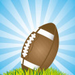 American football — Stock Vector #18657531