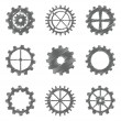 Royalty-Free Stock Vector Image: Gears vector