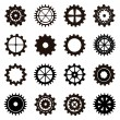 Gears vector — Stock Vector #18690859