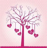 Love card — Stock Vector