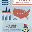 Infographics — Vector de stock