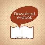 Download ebook — Stock Vector