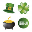Patricks day — Stock Vector #19352287