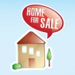 House sale vector — Vetorial Stock  #19531205