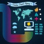 Transport Infographics — Stock Vector #19539735
