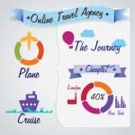 Постер, плакат: Transport Infographics