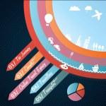 Transport Infographics — Stock Vector #19542911