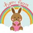 Easter vector — Stock Vector #19642431
