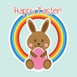 Happy easter — Stock Vector #19643417