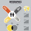 Infographics — Stock Vector #19643583