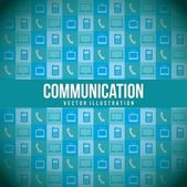 Communication — Stock Vector