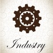 industria — Vettoriale Stock