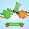 St patricks dag — Stockvector