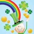 St Patricks Day — Stock Vector