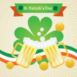 St Patricks Day — Vector de stock #19872819