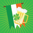 St Patricks Day — Vector de stock #19873045