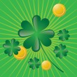 St dia patricks — Vetorial Stock