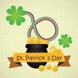 Stockvektor : St Patricks Day