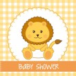 Baby shower — Stock Vector #20100421