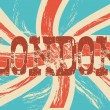 Royalty-Free Stock Vektorgrafik: Flag london