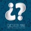 question icon — Stock Vector #20101913