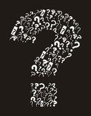 Question icon — Stock Vector