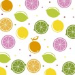 Citrus icons — Stock Vector #20530719
