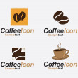 Coffee icon — Stock Vector #20940539