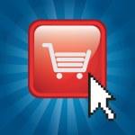 Buy icons — Stock Vector