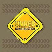 ícones de construção — Vetor de Stock