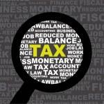 Tax icon — Stock Vector #22063247