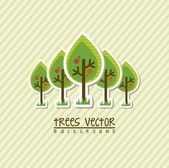 Arbor day — Stock Vector