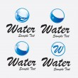 Water — Stock Vector #22297515