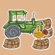 Farm Icons — Stock Vector #22393617