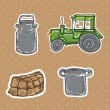 Farm Icons — Stock Vector #22394907
