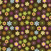 Spring flowers — Vector de stock