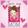 Mothers Day — Image vectorielle