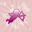 Cupid vector — Stock Vector #22795344