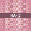 Royalty-Free Stock Vector Image: Hearts vector