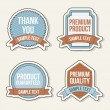 Royalty-Free Stock Vectorielle: Labels