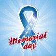Memorial Day — Stockvector  #22999700