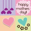 Royalty-Free Stock Vektorfiler: Happy mother day